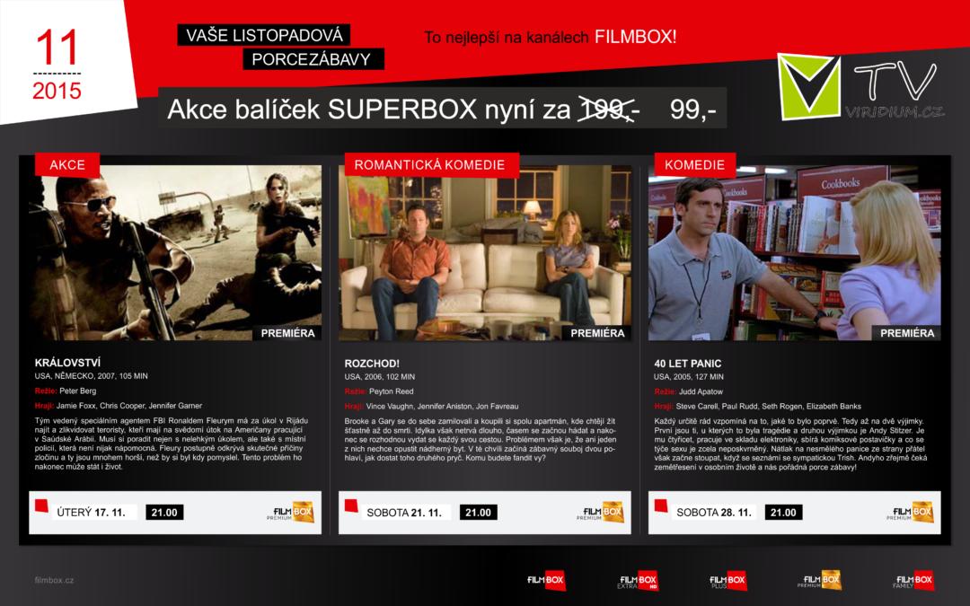 Akce – Balíček SUPERBOX za 99,- Kč